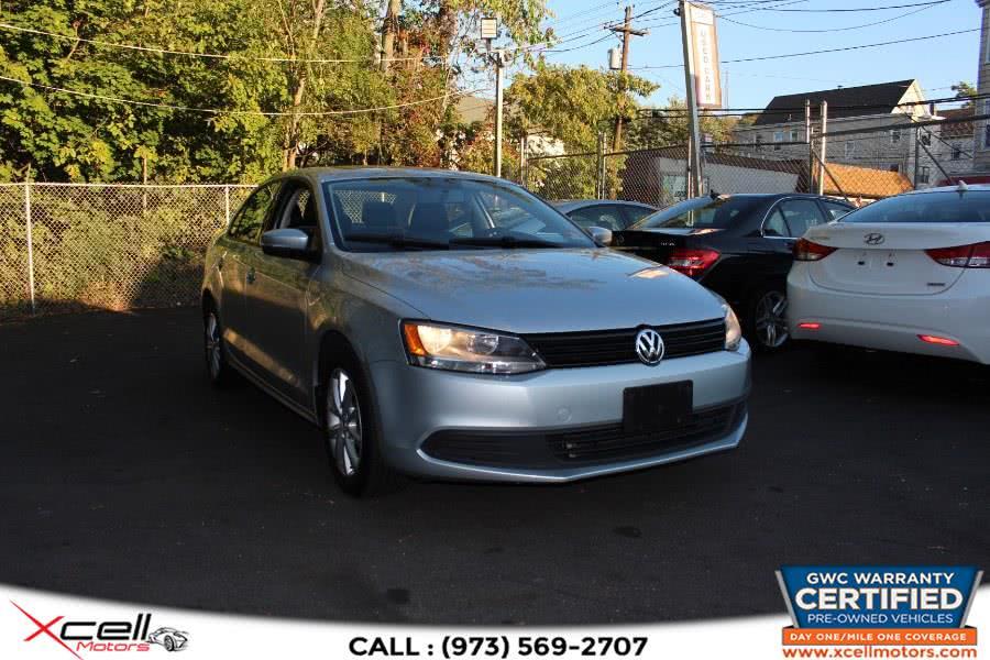 Used 2011 Volkswagen Jetta Sedan in Paterson, New Jersey | Xcell Motors LLC. Paterson, New Jersey