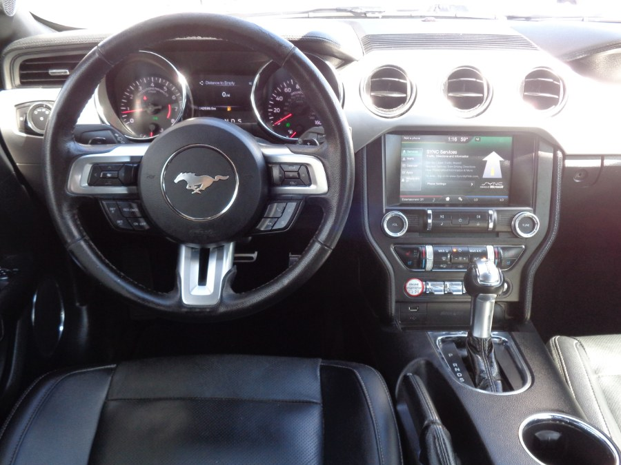 Used Ford Mustang Ecoboost Premium 2015 | Top Speed Motors LLC. Jamaica, New York