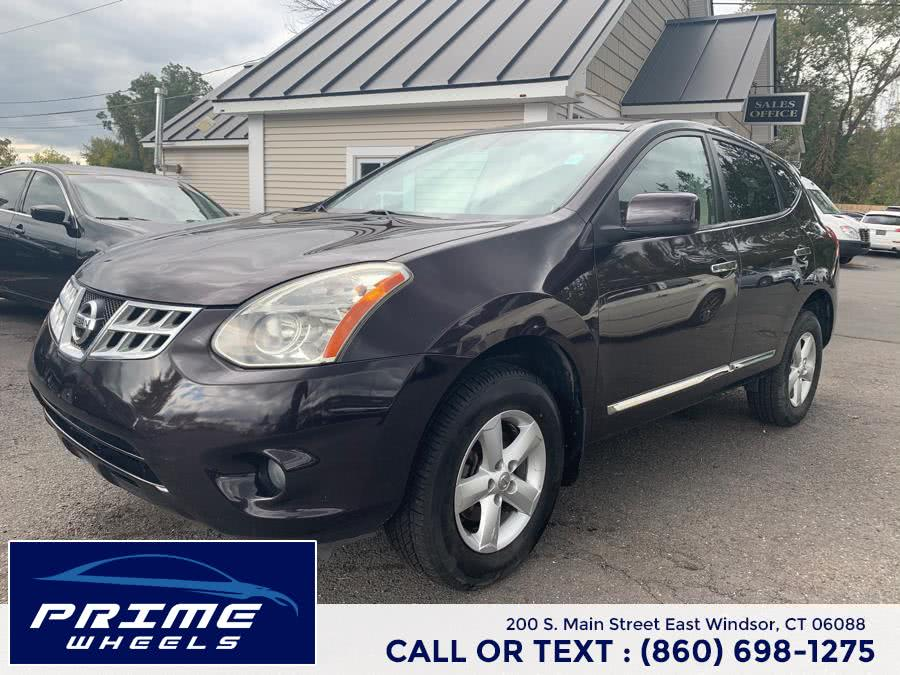 Used 2013 Nissan Rogue in East Windsor, Connecticut | Prime Wheels. East Windsor, Connecticut