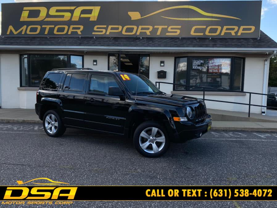 Used Jeep Patriot 4WD 4dr Latitude 2014 | DSA Motor Sports Corp. Commack, New York
