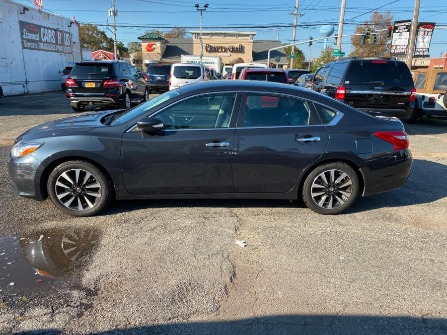 Used Nissan Altima 2.5 SR Sedan 2018 | Diamond Cars R Us Inc. Franklin Square, New York