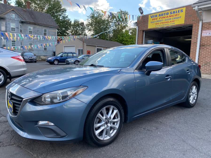 Used Mazda Mazda3 4dr Sdn Auto i Touring 2014 | VEB Auto Sales. Hartford, Connecticut