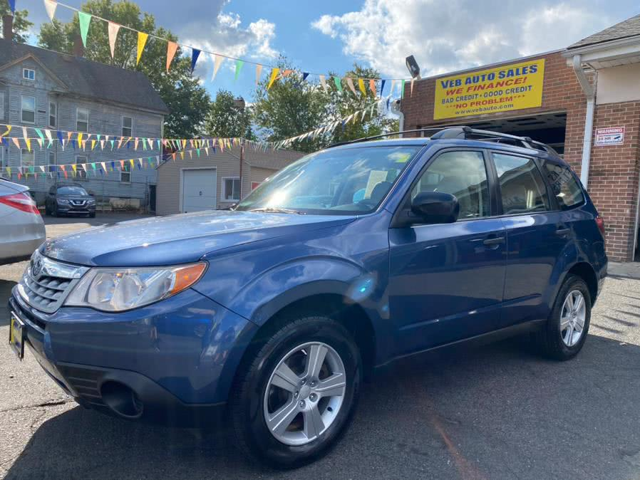 Used Subaru Forester 4dr Auto 2.5X 2013 | VEB Auto Sales. Hartford, Connecticut