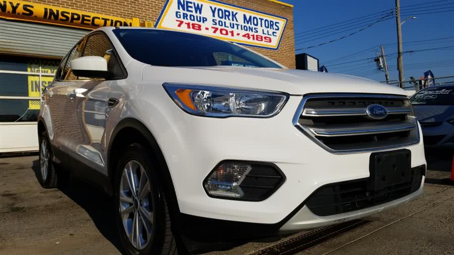Used 2017 Ford Escape in Bronx, New York | New York Motors Group Solutions LLC. Bronx, New York