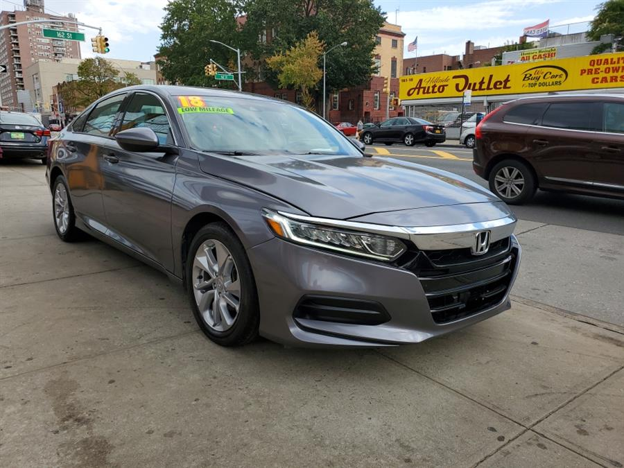 Used Honda Accord Sedan LX 1.5T CVT 2018 | Sylhet Motors Inc.. Jamaica, New York