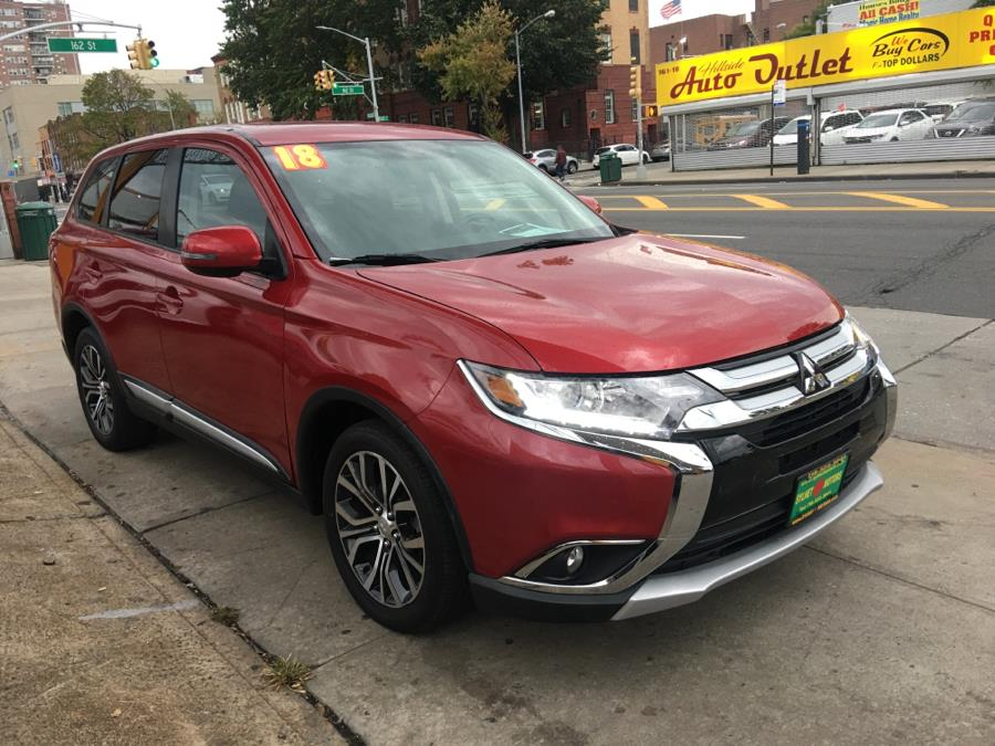 Used 2018 Mitsubishi Outlander in Jamaica, New York | Sylhet Motors Inc.. Jamaica, New York