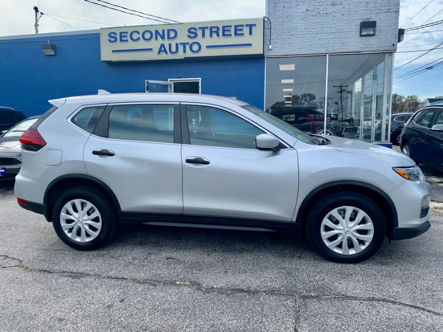 Used 2017 Nissan Rogue in Manchester, New Hampshire | Second Street Auto Sales Inc. Manchester, New Hampshire