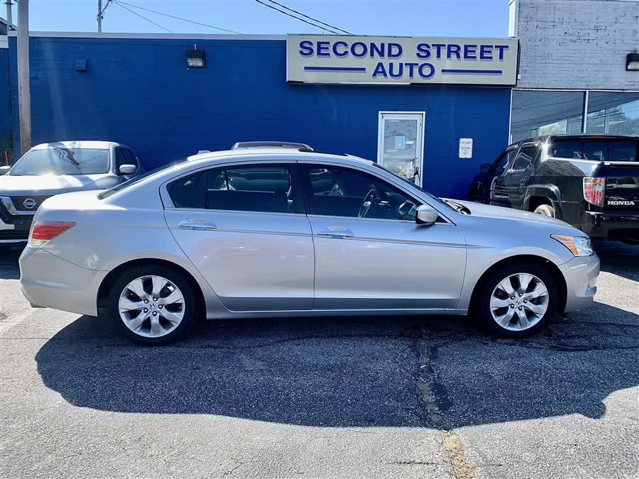 Used 2008 Honda Accord Sdn in Manchester, New Hampshire | Second Street Auto Sales Inc. Manchester, New Hampshire