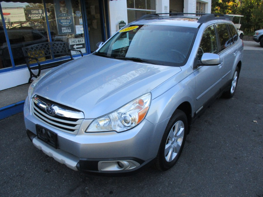 Used Subaru Outback Limited 2012 | Cos Central Auto. Meriden, Connecticut