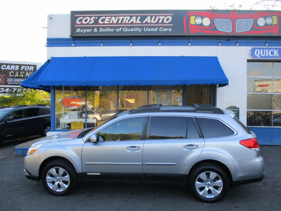 Used 2012 Subaru Outback in Meriden, Connecticut | Cos Central Auto. Meriden, Connecticut