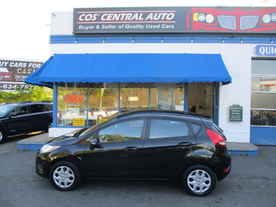 Used Ford Fiesta 5dr HB SE 2013 | Cos Central Auto. Meriden, Connecticut