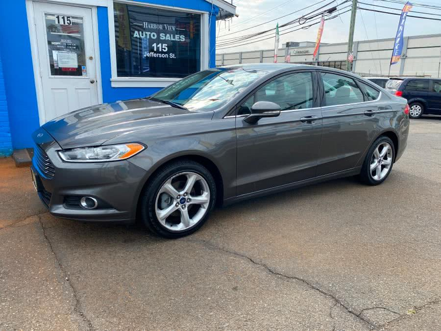 Used Ford Fusion 4dr Sdn SE AWD 2016 | Harbor View Auto Sales LLC. Stamford, Connecticut