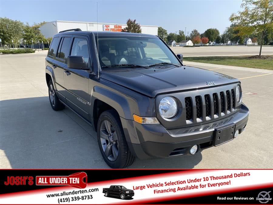 Used 2014 Jeep Patriot in Elida, Ohio | Josh's All Under Ten LLC. Elida, Ohio