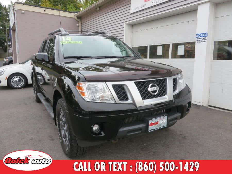 Used 2014 Nissan Frontier in Bristol, Connecticut | Quick Auto LLC. Bristol, Connecticut