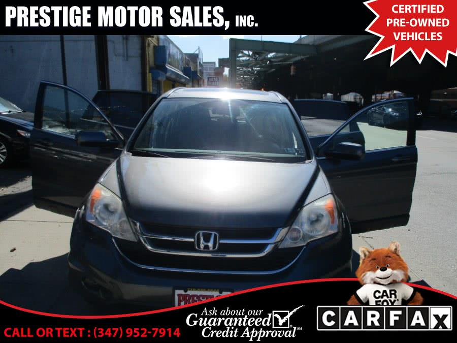 Used Honda CR-V 4WD 5dr EX-L 2011 | Prestige Motor Sales Inc. Brooklyn, New York