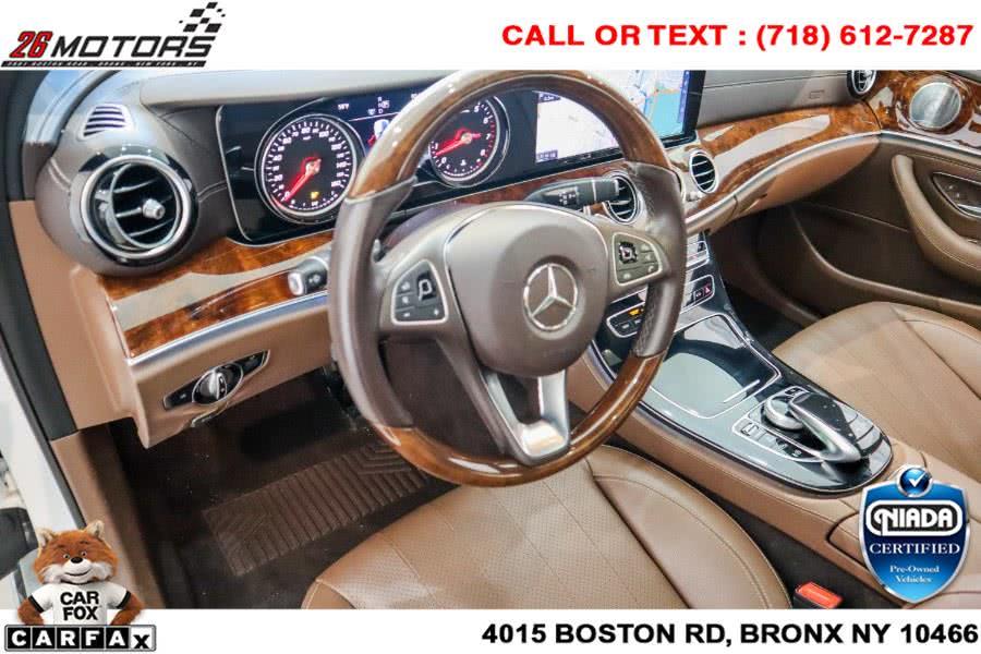 Mercedes-Benz E-Class E 300 Luxury 4MATIC Sedan 2017