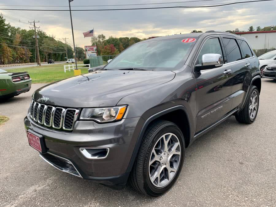 2019 Jeep Grand Cherokee Limited 4x4, available for sale in South Windsor, CT