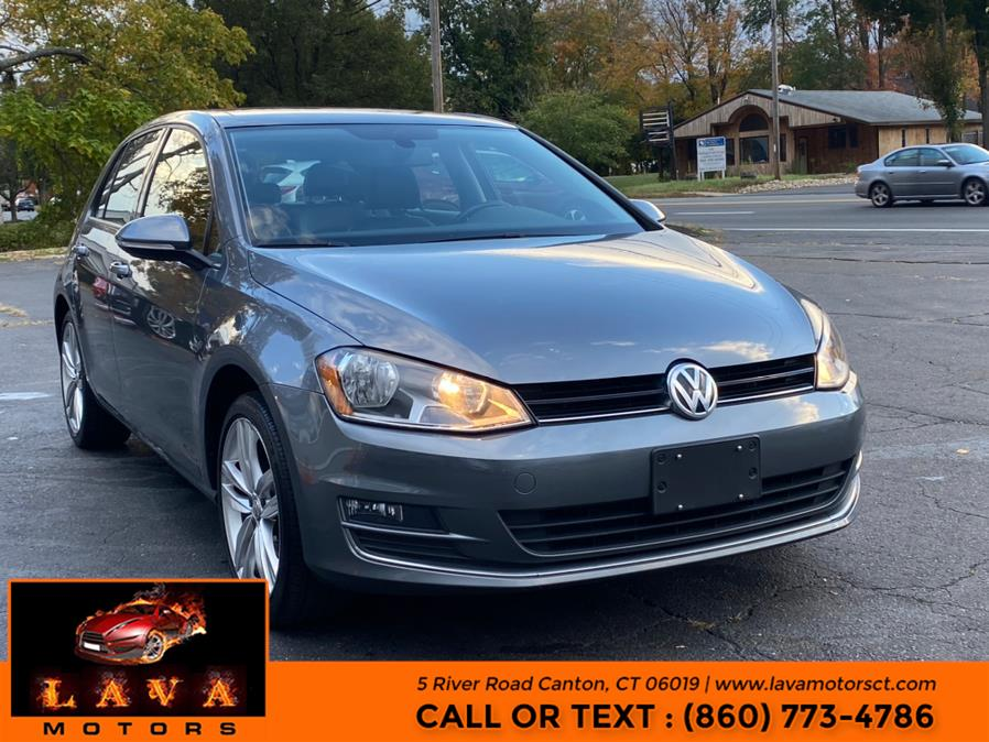 Used 2015 Volkswagen Golf in Canton, Connecticut | Lava Motors. Canton, Connecticut