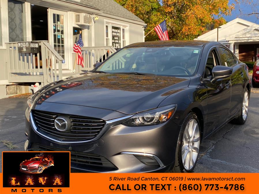 Used 2017 Mazda Mazda6 in Canton, Connecticut | Lava Motors. Canton, Connecticut