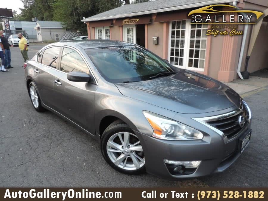 Used Nissan Altima 4dr Sdn I4 2.5 SV 2015 | Auto Gallery. Lodi, New Jersey