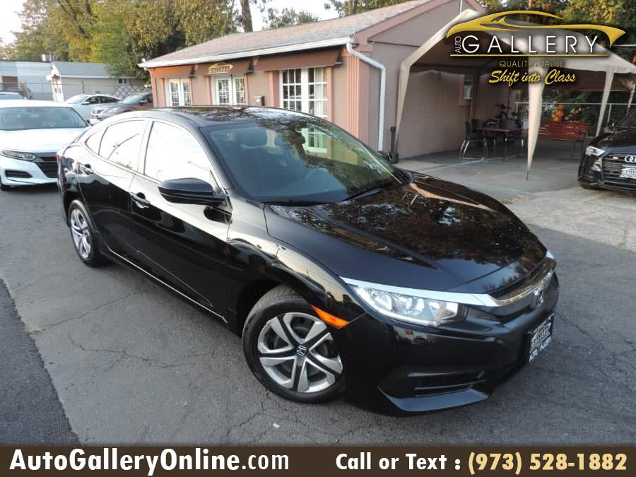 Used 2017 Honda Civic Sedan in Lodi, New Jersey | Auto Gallery. Lodi, New Jersey