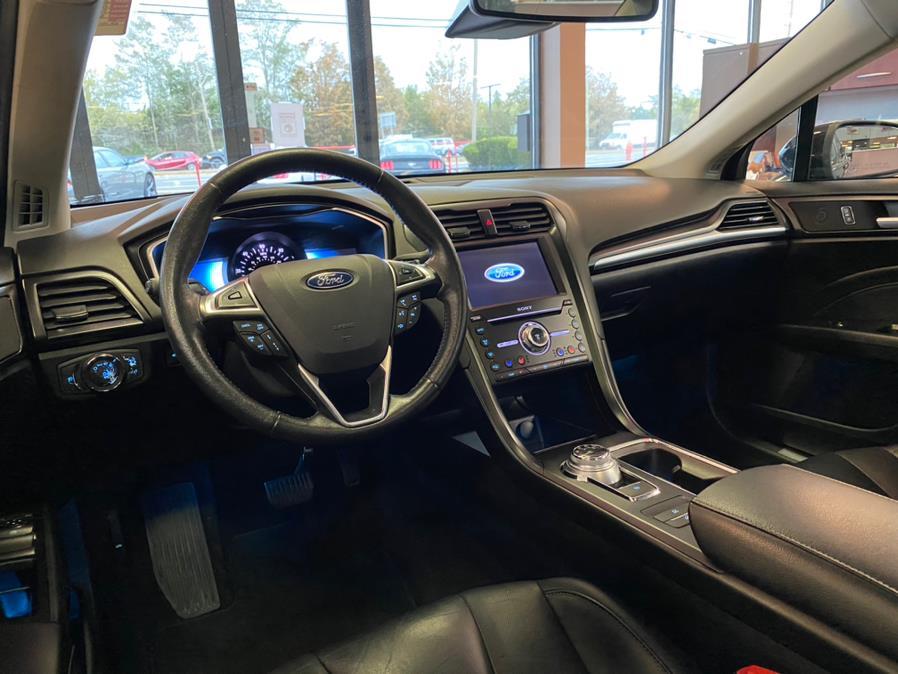 Used Ford Fusion Hybrid Titanium FWD 2019 | Autovanta. Massapequa Park, New York