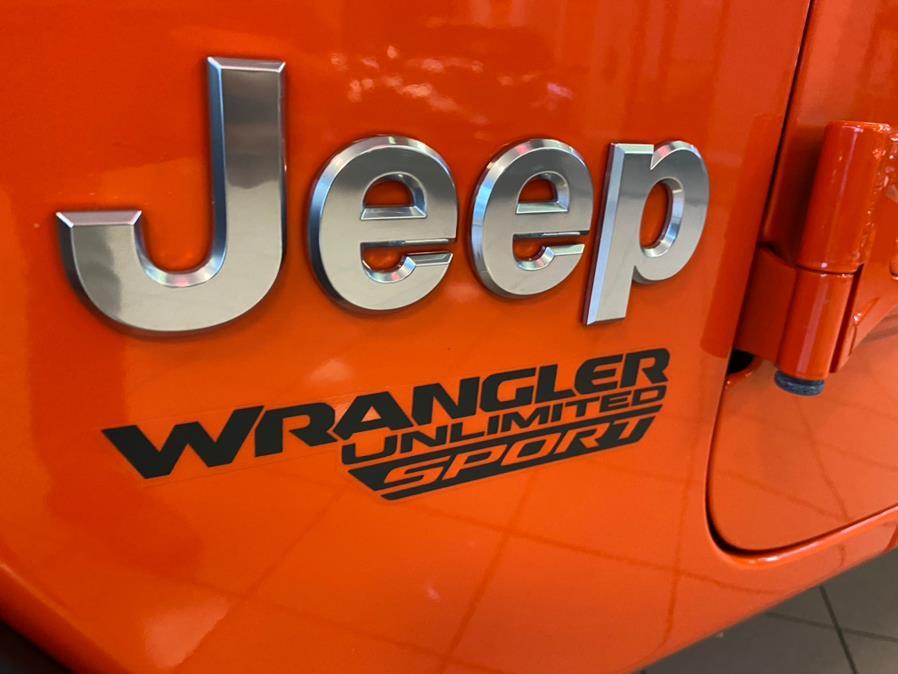 Used Jeep Wrangler Unlimited Sport S 4x4 2019 | Autovanta. Massapequa Park, New York