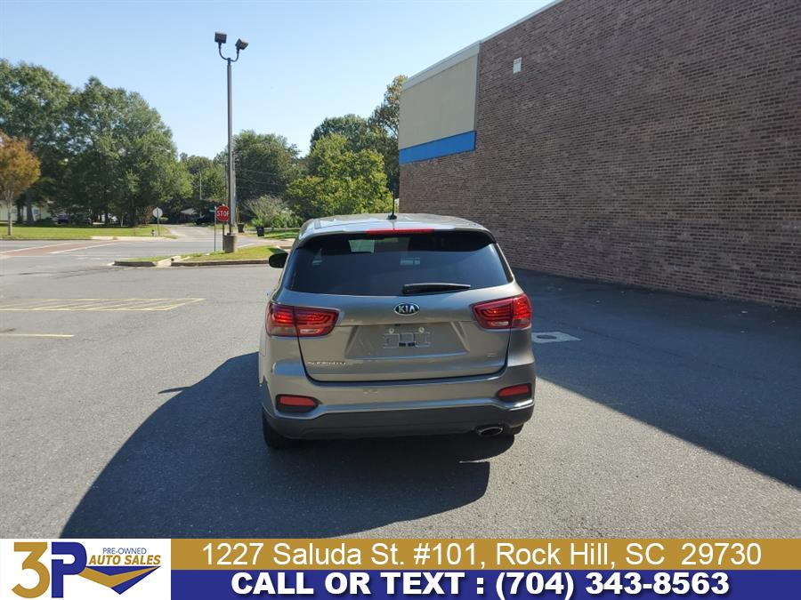 Used Kia Sorento LX FWD 2019 | 3 Points Auto Sales. Rock Hill, South Carolina