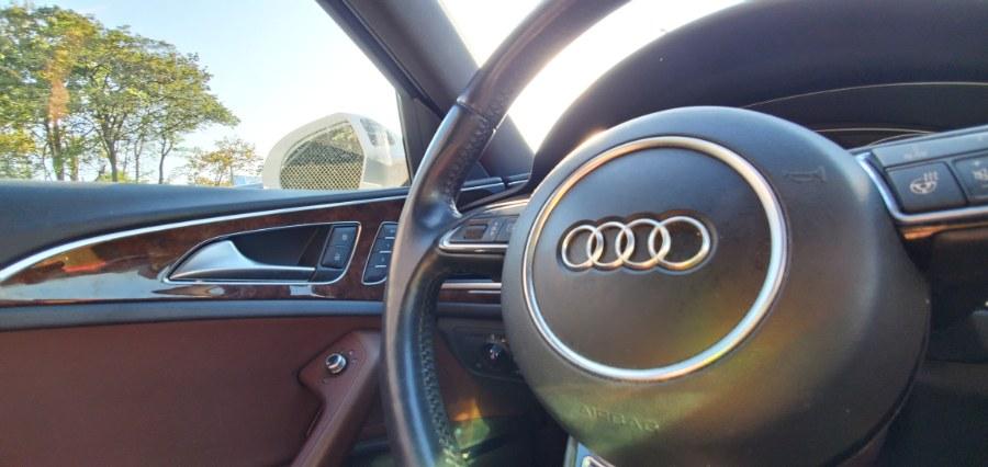 Used Audi A6 4dr Sdn quattro 2.0T Premium Plus 2015   Rubber Bros Auto World. Brooklyn, New York