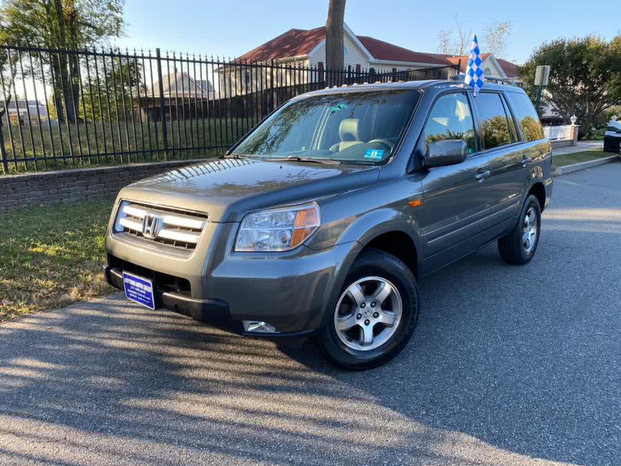 Used Honda Pilot 4WD 4dr EX-L w/Navi 2007 | Daytona Auto Sales. Little Ferry, New Jersey