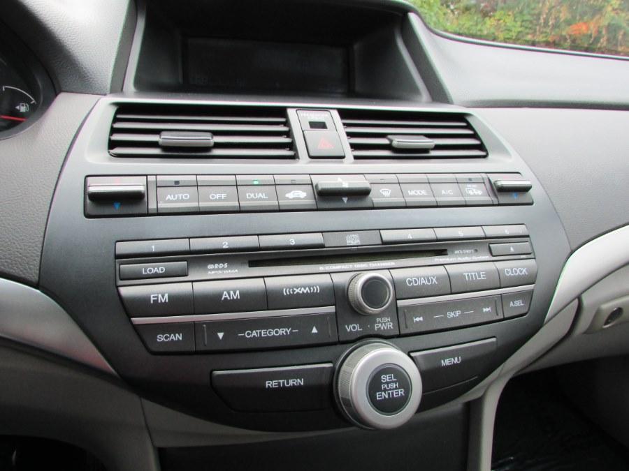 Used Honda Accord Sdn 4dr I4 Auto EX-L 2009 | United Auto Sales of E Windsor, Inc. East Windsor, Connecticut