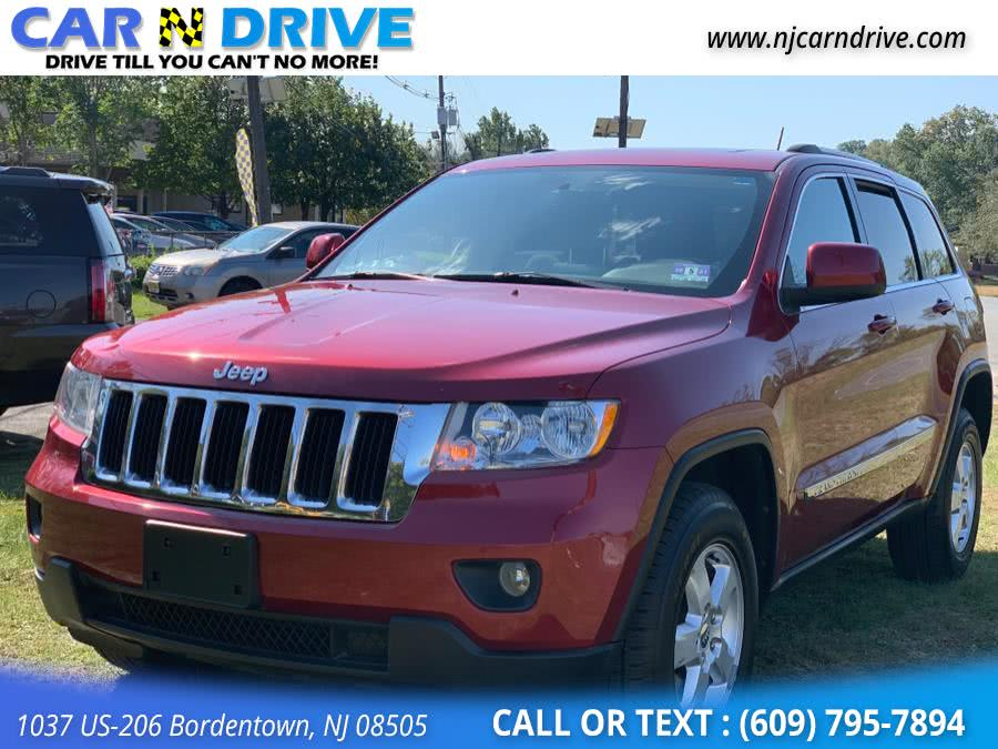 Used Jeep Grand Cherokee Laredo 4WD 2012 | Car N Drive. Bordentown, New Jersey