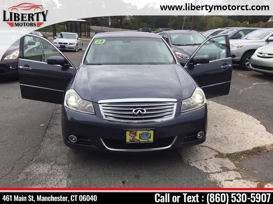 Used 2009 Infiniti M35 in Manchester, Connecticut | Liberty Motors. Manchester, Connecticut