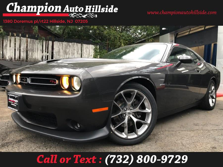 Used 2019 Dodge Challenger in Hillside, New Jersey | Champion Auto Hillside. Hillside, New Jersey