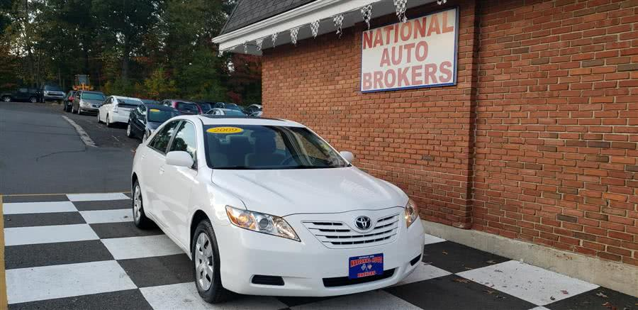 Used Toyota Camry 4dr Sdn I4 Auto LE 2009 | National Auto Brokers, Inc.. Waterbury, Connecticut