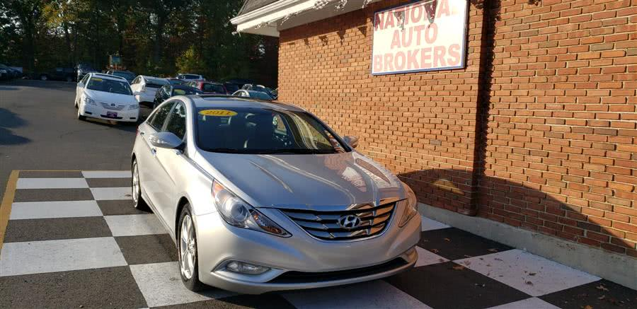 Used Hyundai Sonata 4dr Sdn 2.4L Limited 2011 | National Auto Brokers, Inc.. Waterbury, Connecticut