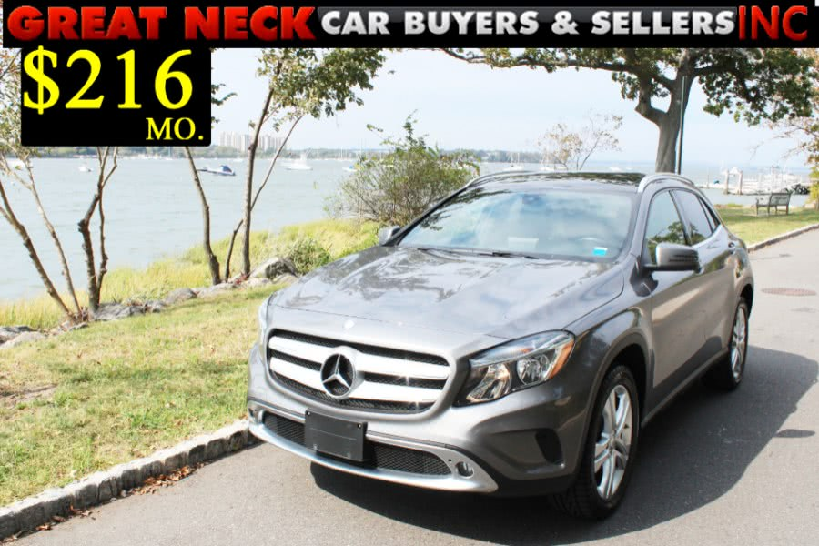 Used 2016 Mercedes-Benz GLA in Great Neck, New York