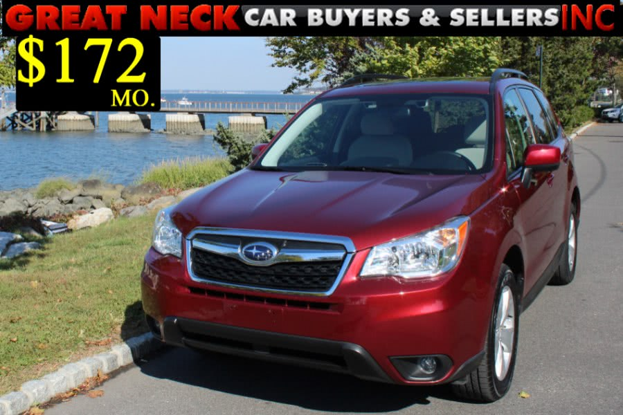 Used 2016 Subaru Forester in Great Neck, New York