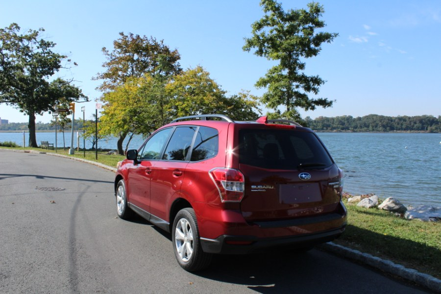 2016 Subaru Forester 4dr 2.5i Premium, available for sale in Great Neck, NY