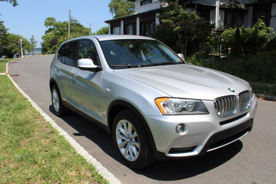 2013 BMW X3 AWD 4dr xDrive28i, available for sale in Great Neck, NY