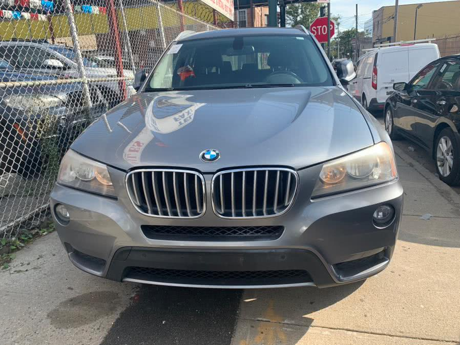 Used 2011 BMW X3 in Brooklyn, New York | Atlantic Used Car Sales. Brooklyn, New York