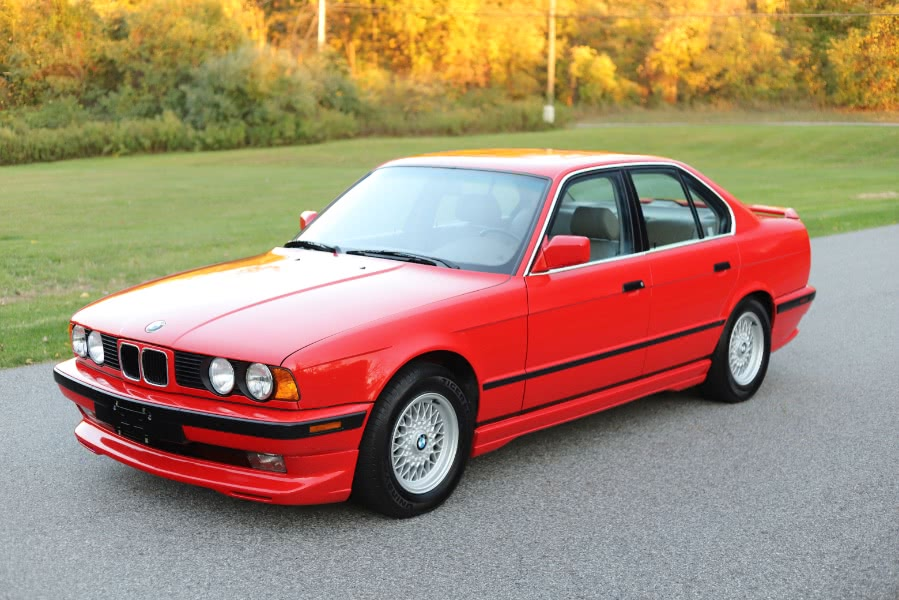 Used 1992 BMW 5 Series in North Salem, New York | Meccanic Shop North Inc. North Salem, New York