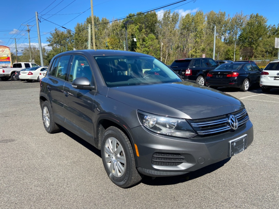 2012 Volkswagen Tiguan 2WD 4dr Man S, available for sale in New Milford, CT