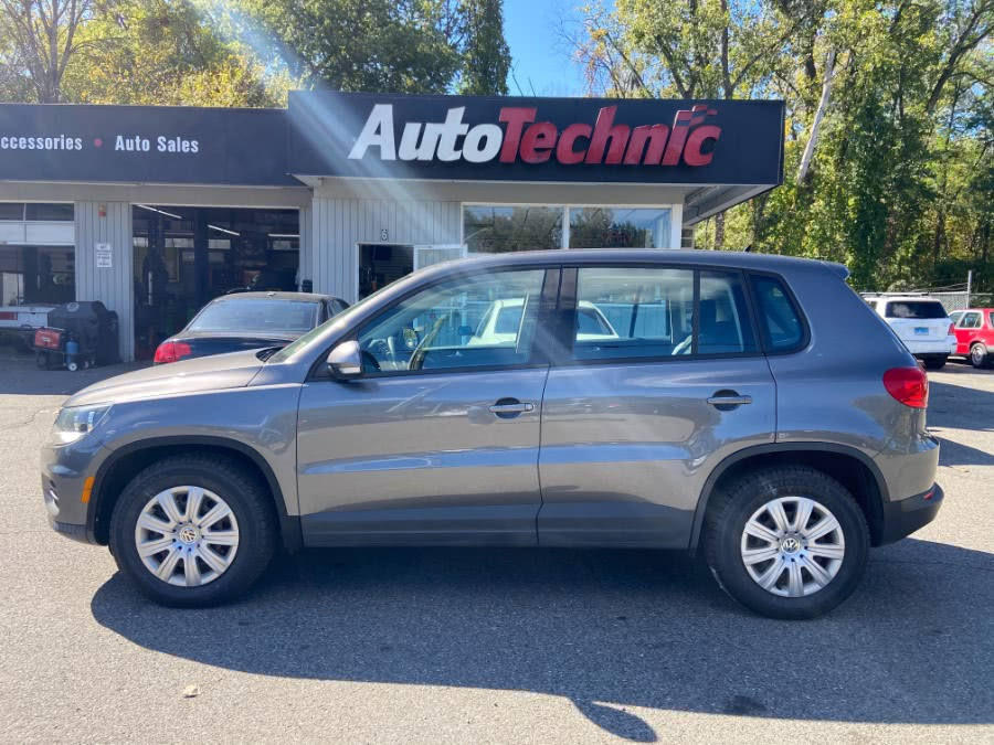 Used 2012 Volkswagen Tiguan in New Milford, Connecticut