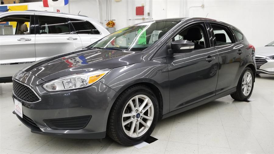2017 Ford Focus SE Hatch, available for sale in West Haven, CT