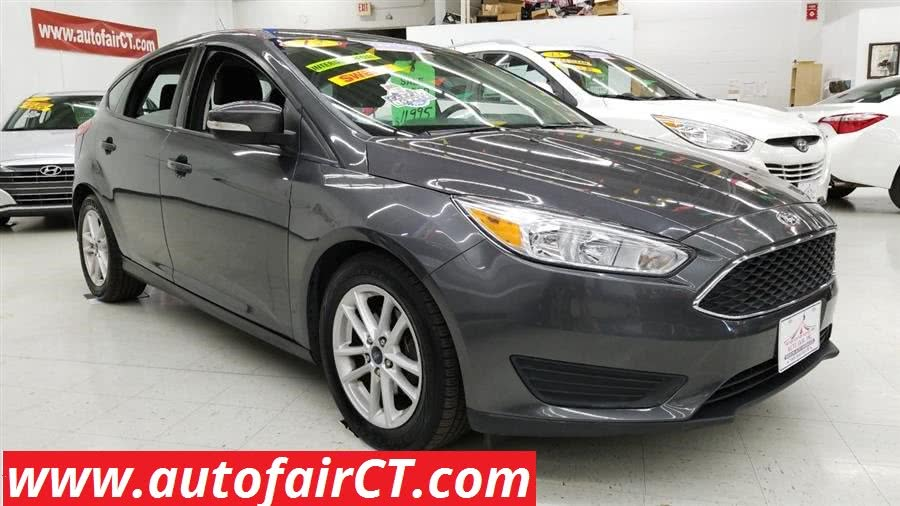 Used Ford Focus SE Hatch 2017