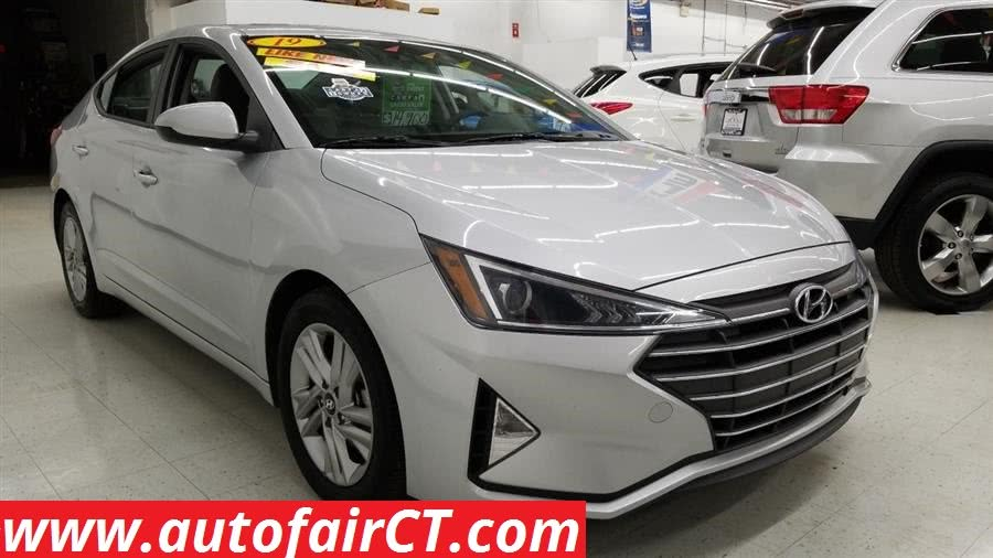 Used 2019 Hyundai Elantra in West Haven, Connecticut