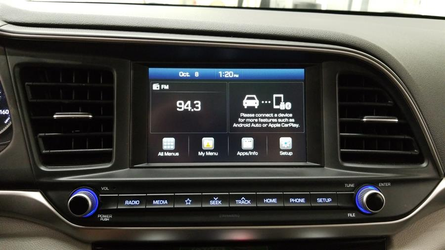 2019 Hyundai Elantra SEL 2.0L Auto, available for sale in West Haven, CT