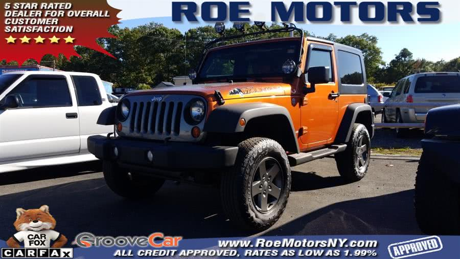 Used 2010 Jeep Wrangler in Shirley, New York | Roe Motors Ltd. Shirley, New York