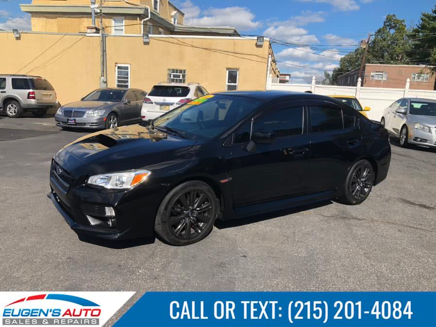 Used 2015 Subaru WRX in Philadelphia, Pennsylvania | Eugen's Auto Sales & Repairs. Philadelphia, Pennsylvania
